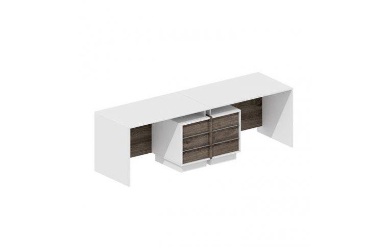 Офисная мебель: купить Комплект столов Промо 6 SLT - 1