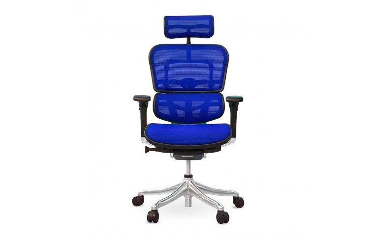 Эргономические кресла: купить Кресло Ergohuman Plus Black - 5