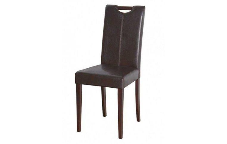 Кухонные стулья: купить Стул Парсон CDK-0763 коричневый еко - 1