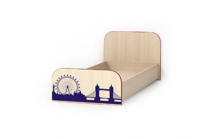 Детская мебель: купить Детская кровать Твист (Twist) LuxeStudio - 1