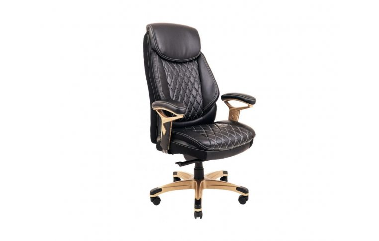 Кресла для руководителя: купить Кресло Сенат черный Richman - 1