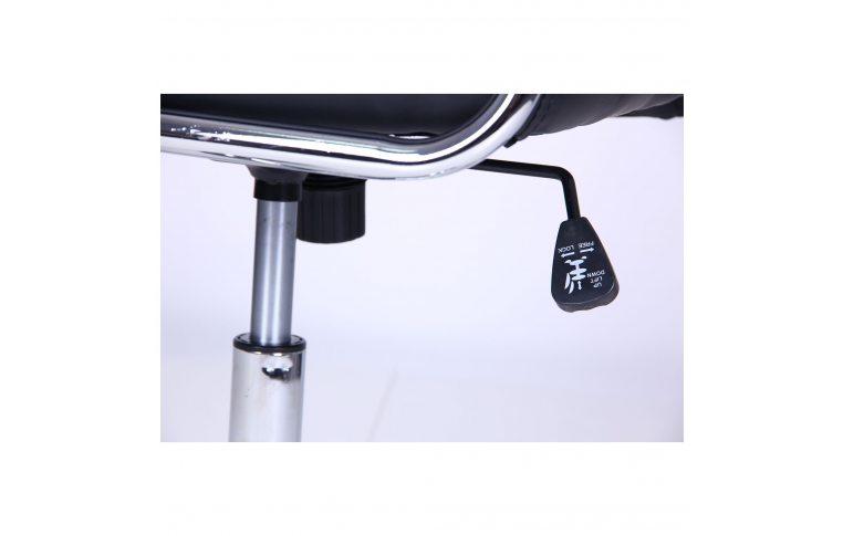 Кресла для руководителя: купить Кресло Jet HB XH-637 черный AMF - 5