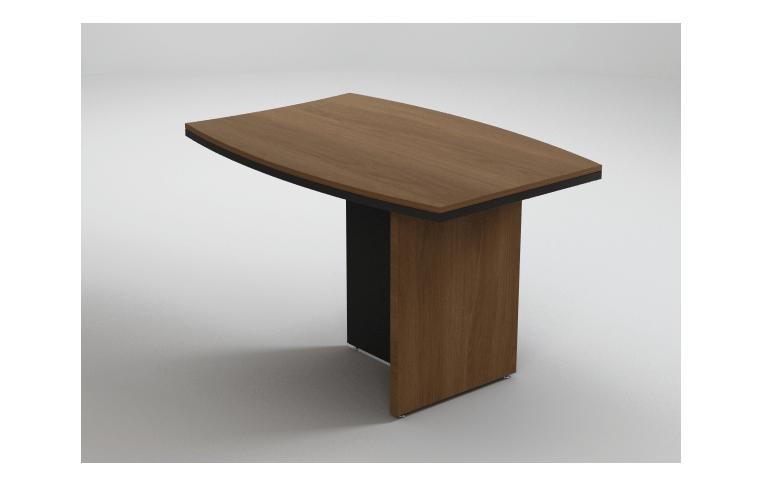 Офисные столы: купить Приставка конференционная к столу Статус - 1