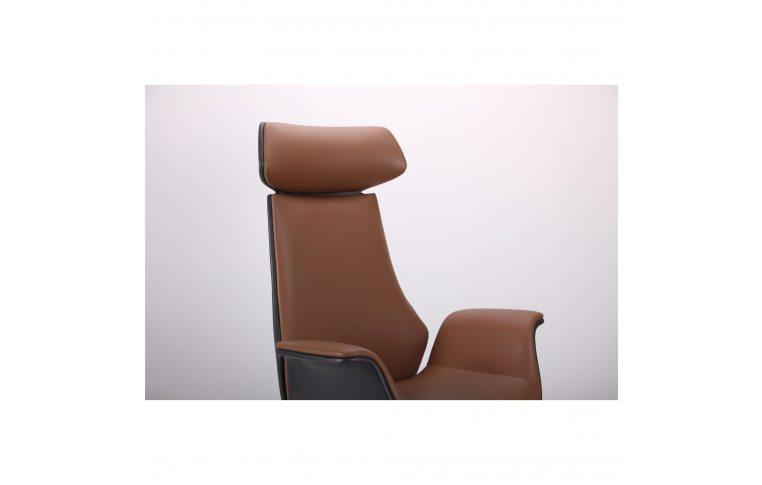 Кресла для руководителя: купить Кресло Bernard HB Brown/Dark Grey AMF - 6