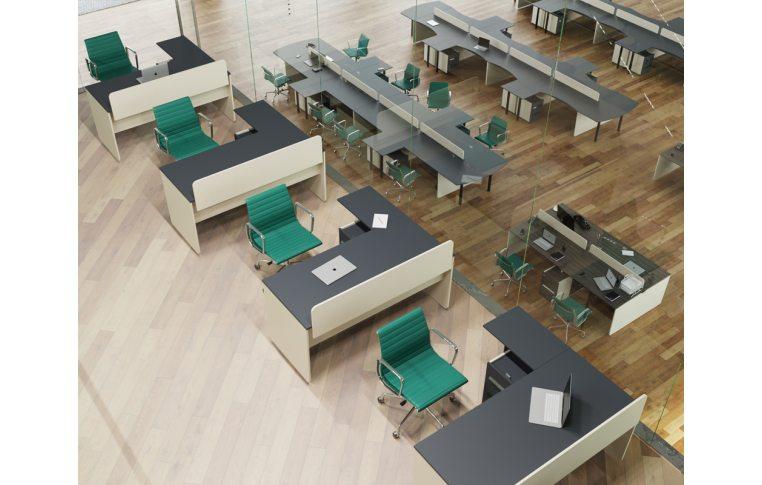Офисная мебель: купить Серия мебели Smart - 3