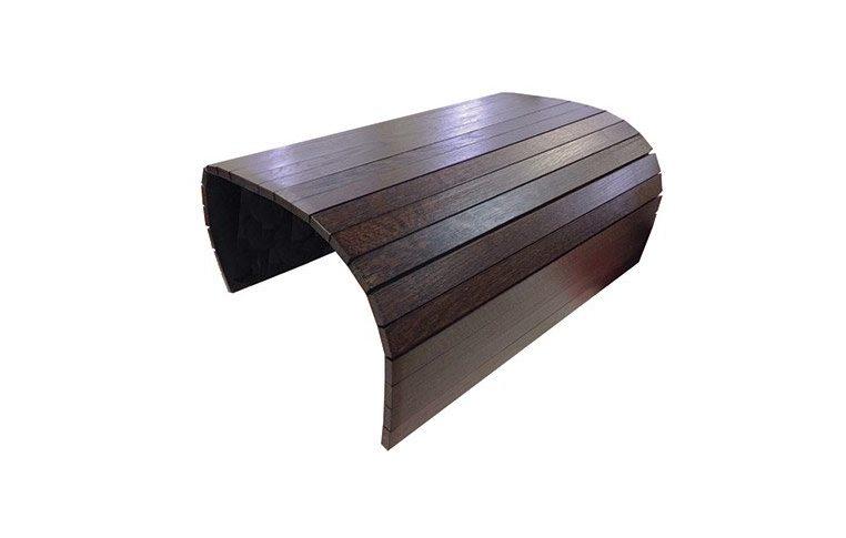 Декор для дома: купить Накладка на диван Lareto деревянная 50 см - 1