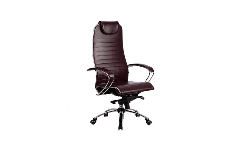 Кресла для руководителя: купить Кресло Samurai K1 Bordo - 1