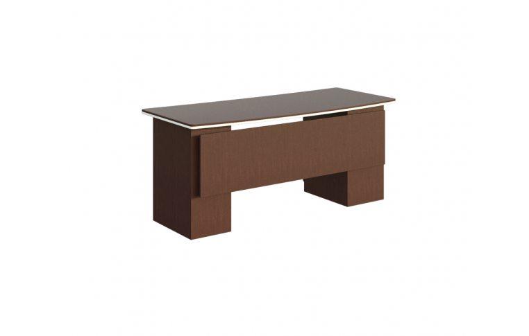 """Мебель для руководителя: купить Кабинет """"Ньюман"""" стол руководителя (венге) - 1"""