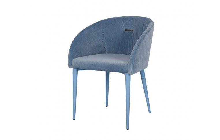 Кресла: купить Кресло Elbe (Элбе) голубой Nicolas - 1