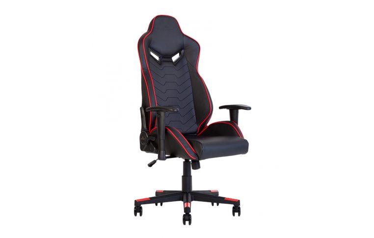 Игровые кресла: купить Кресло для геймеров Hexter mx r1d Tilt pl70 Eco/02 Black/Red - 1