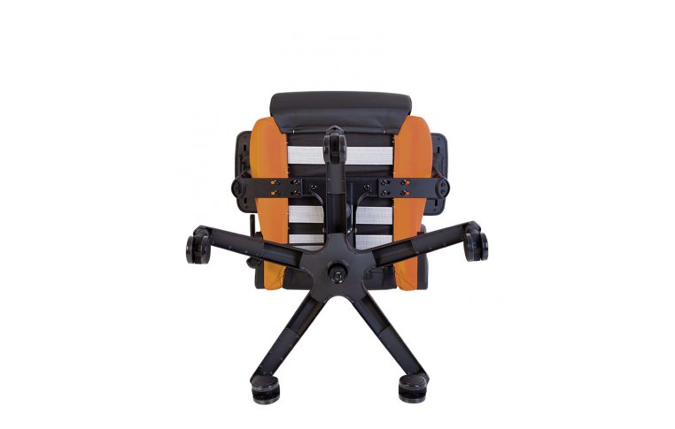 Игровые кресла: купить Кресло для геймеров Hexter pc r4d Tilt mb70 Eco/02 Black/Orange - 10