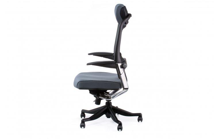 Офисные кресла: купить Кресло FULKRUM SLATEGREY FABRIC, SLATEGREY MESH - 3