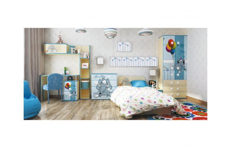 Детская мебель: купить Детская Слоник (Elephant) LuxeStudio - 1