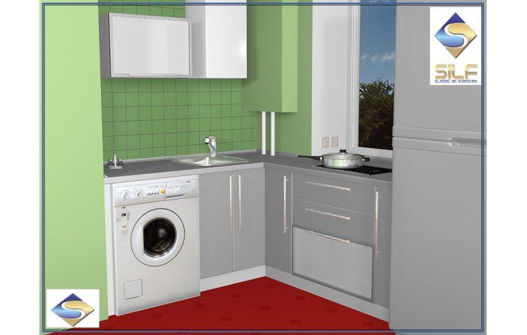 Кухни на заказ: купить Кухня под заказ Кассандра Сильф - 1