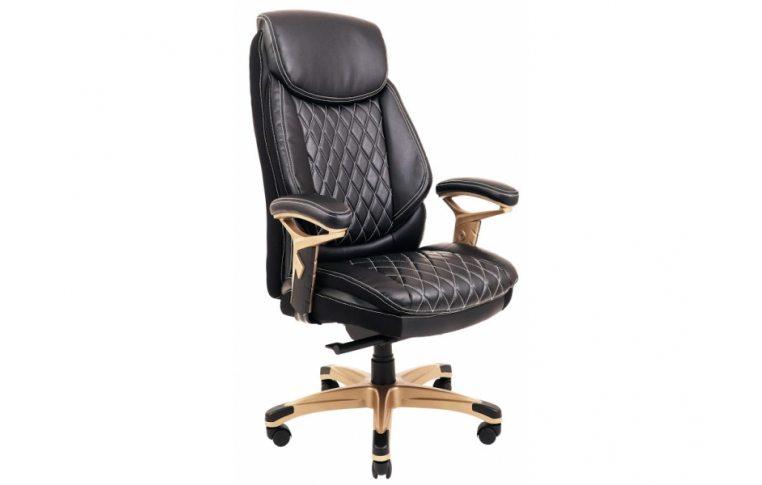 Кресла для руководителя: купить Кресло Сенат черный Richman - 8