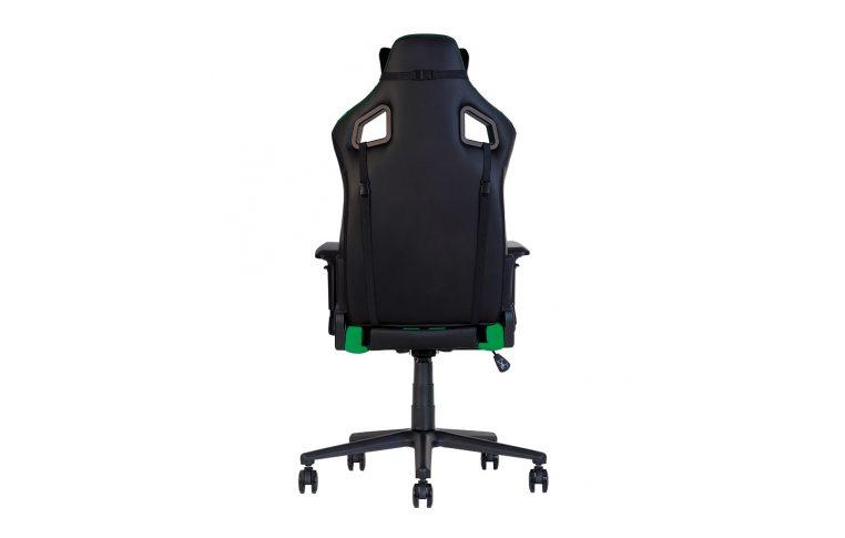 Игровые кресла: купить Кресло для геймеров Hexter Pro r4d Tilt mb70 Eco/03 Black/Green - 4