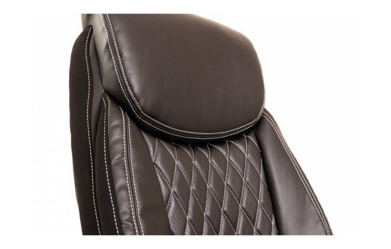 Кресла для руководителя: купить Кресло Сенат черный Richman - 2
