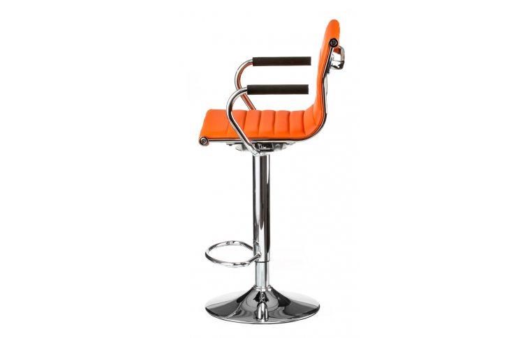 Барные стулья: купить Стул барный Bar orange plate - 3