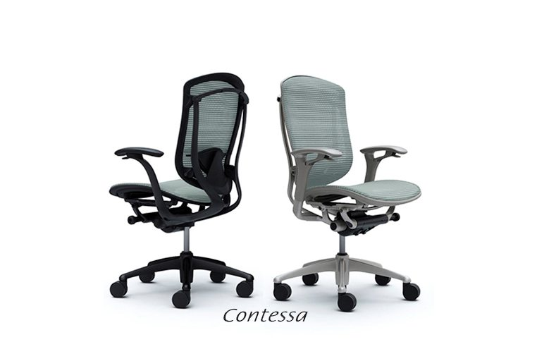 Кресла для руководителя: купить Кресло Okamura Contessa - 14