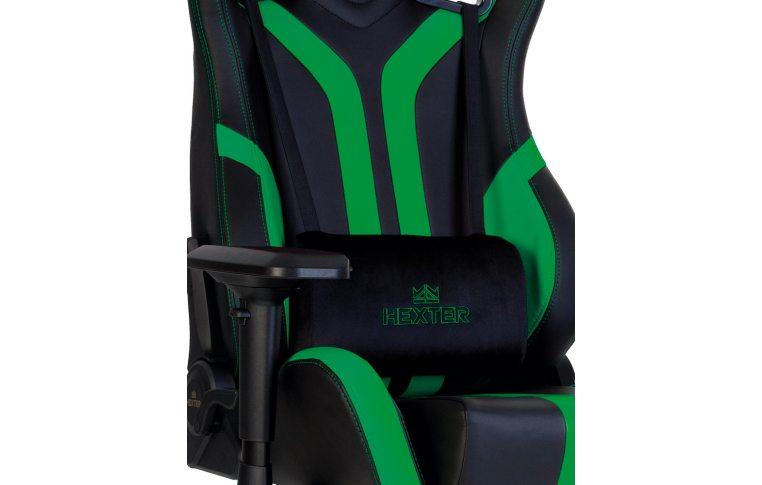 Игровые кресла: купить Кресло для геймеров Hexter Pro r4d Tilt mb70 Eco/03 Black/Green - 8