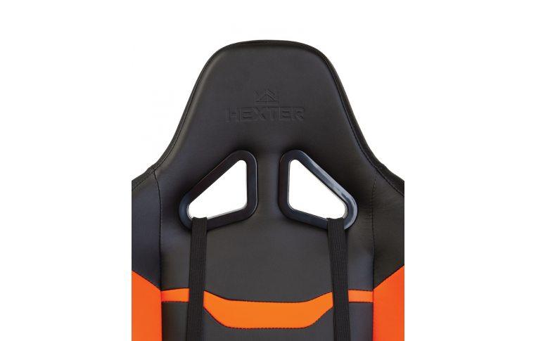 Игровые кресла: купить Кресло для геймеров Hexter pc r4d Tilt mb70 Eco/02 Black/Orange - 7