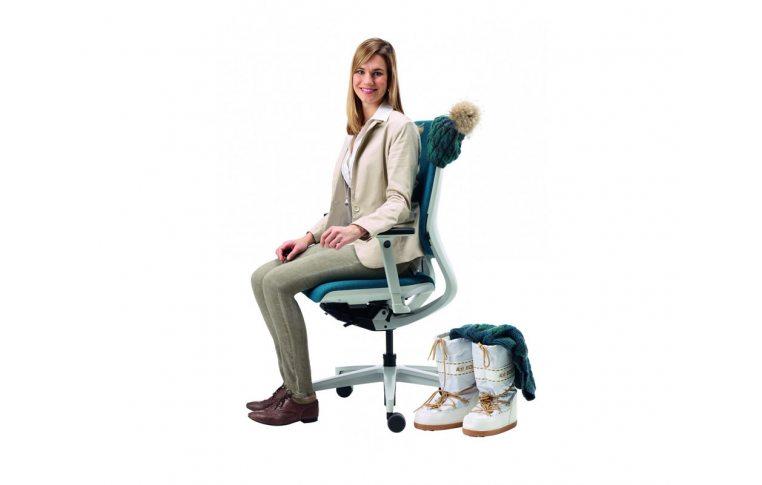 Эргономические кресла: купить Кресло Mera Klimastuhl Klober c подогревом и вентиляцией - 1