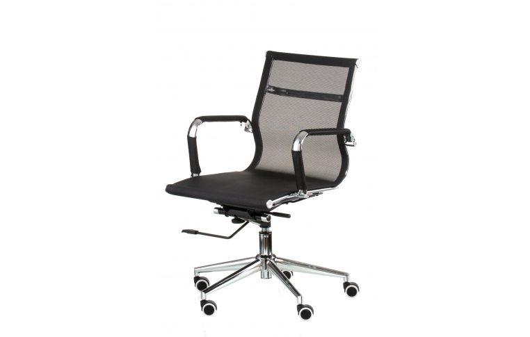 Офисные кресла: купить Кресло Solano 3 mesh black - 1