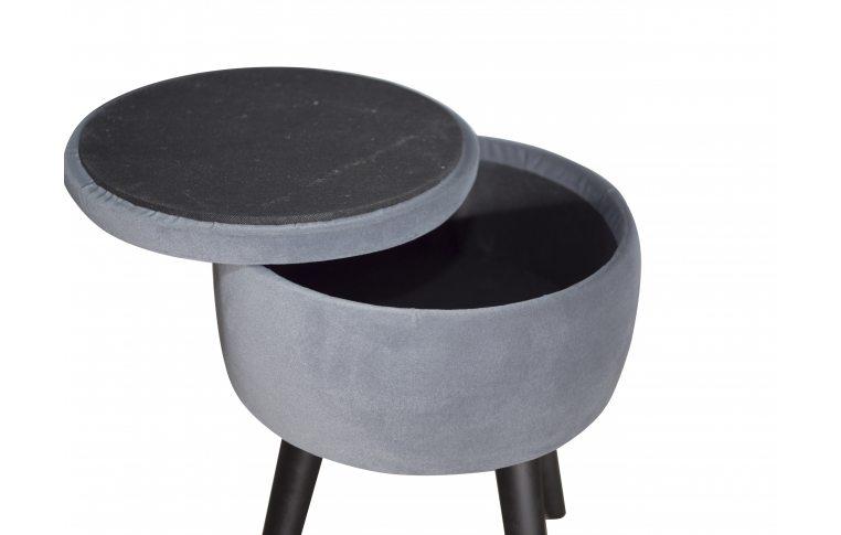 Пуфы: купить Пуф Джой темно-серый - 2