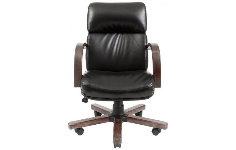 Кресла для руководителя: купить Кресло Дакота Вуд Орех М-1 Флай Richman - 2