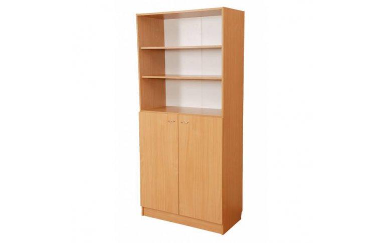 Школьные шкафы: купить Шкаф комбинированный с открытым верхом С-028 - 1