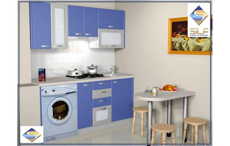 Кухни на заказ: купить Кухня под заказ Мишелла Сильф - 1