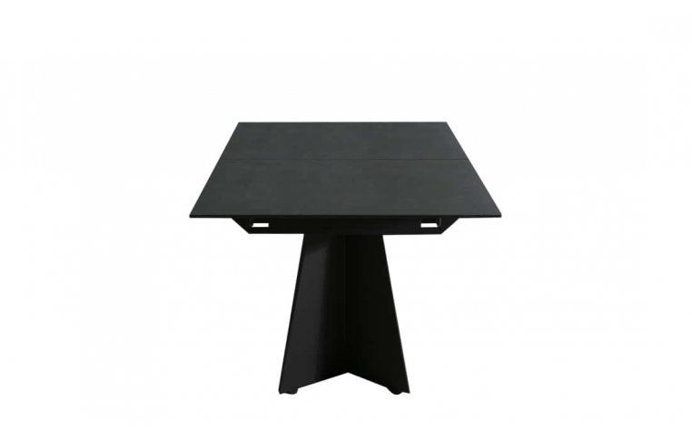 Кухонные столы: купить Стол Антей черный керамика - 6
