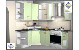Кухонная мебель: купить Кухня под заказ Эпика Сильф -
