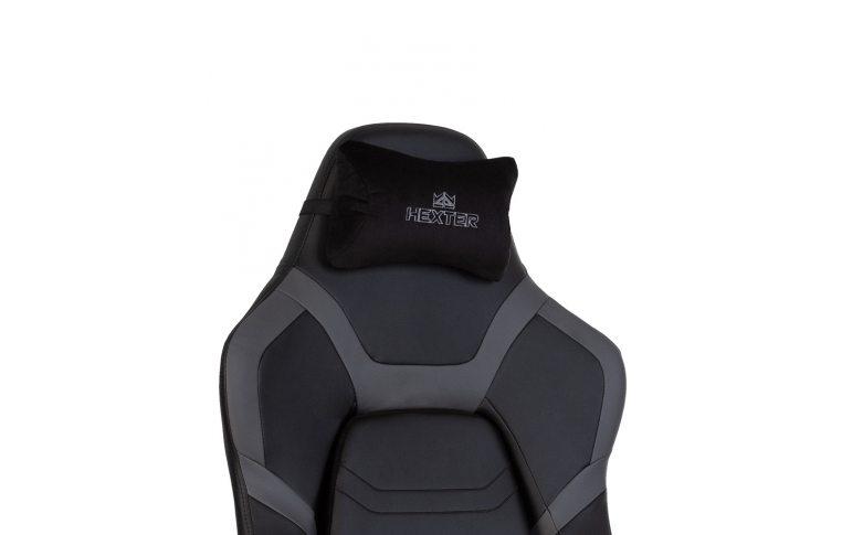 Игровые кресла: купить Кресло для геймеров Hexter xr r4d mpd mb70 Eco/01 Black/Grey - 6
