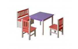 """Школьная мебель: купить Уголок для творчества """"Фанни"""" -"""