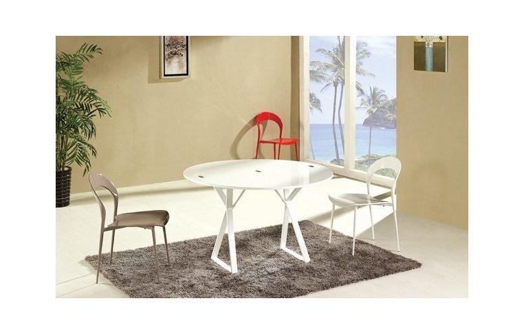 Мебель для гостиной: купить Стол обеденный круглый dt8774 - 2