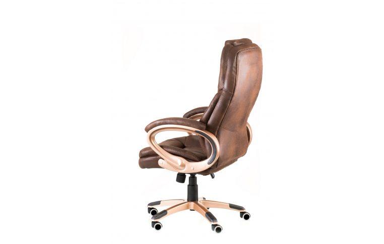 Офисные кресла: купить Кресло Bayron dark brown - 5