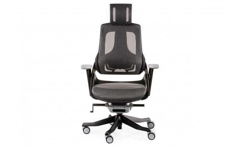 Кресла для руководителя: купить Кресло WAU CHARCOAL NETWORK - 2