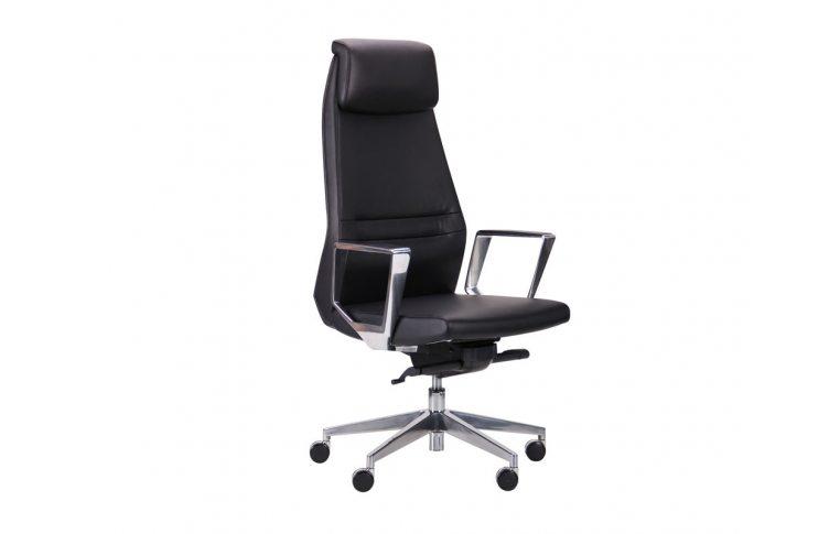Кресла для руководителя: купить Кресло Larry HB Black AMF - 1