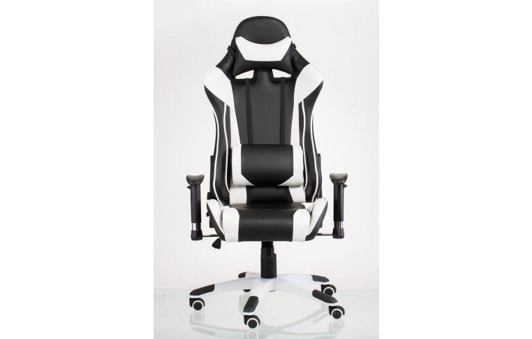 Офисные кресла: купить Кресло ExtremeRace black/white - 2