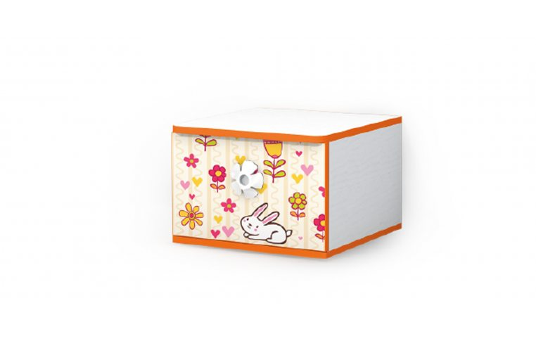 Детская мебель: купить Детская тумба Мандаринка (Mandarin) LuxeStudio - 1
