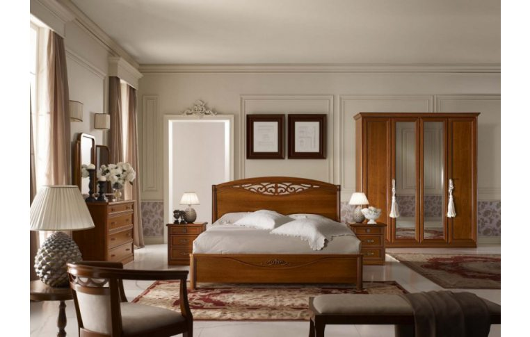 Итальянская мебель: купить Кровать Portofino San Michele - 1