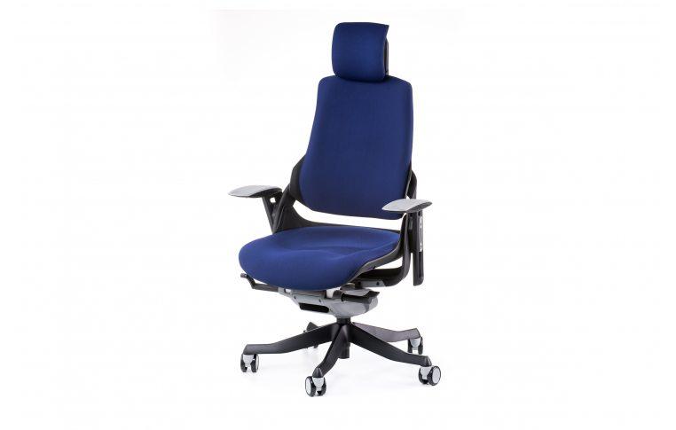 Офисные кресла: купить Кресло WAU NAVYBLUE FABRIC - 1