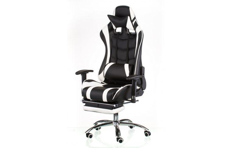 Геймерские кресла: купить ExtremeRace with footrest - 1