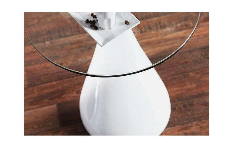 Журнальные столы: купить Стол журнальный Перла белый - 5