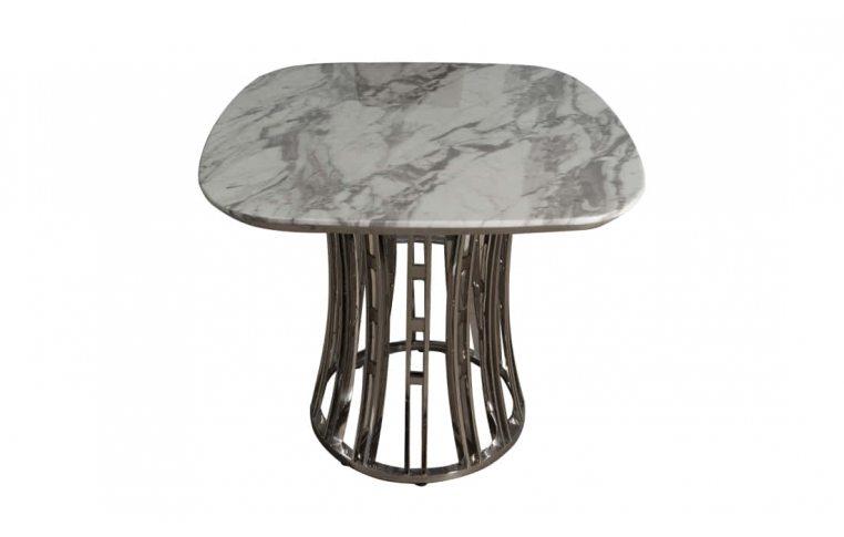 Кухонные столы: купить Стол мраморный Эван Prestol - 5