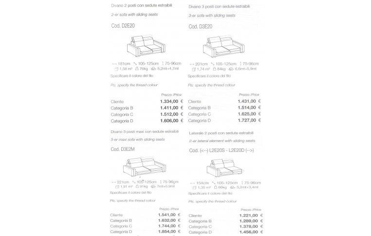 Мягкая мебель: купить Диван Astor - 7