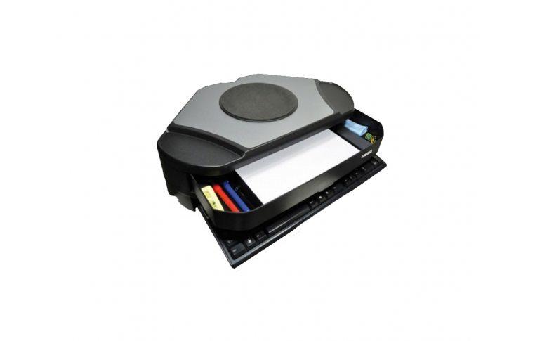 : купить Угловая подставка под монитор с выдвижным ящиком, DESQ 1532 - 1