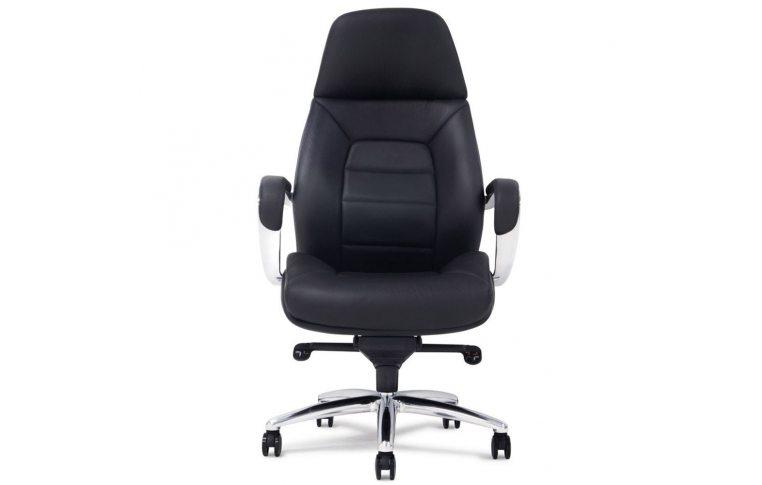 Кресла для руководителя: купить Кресло F181 черный - 2