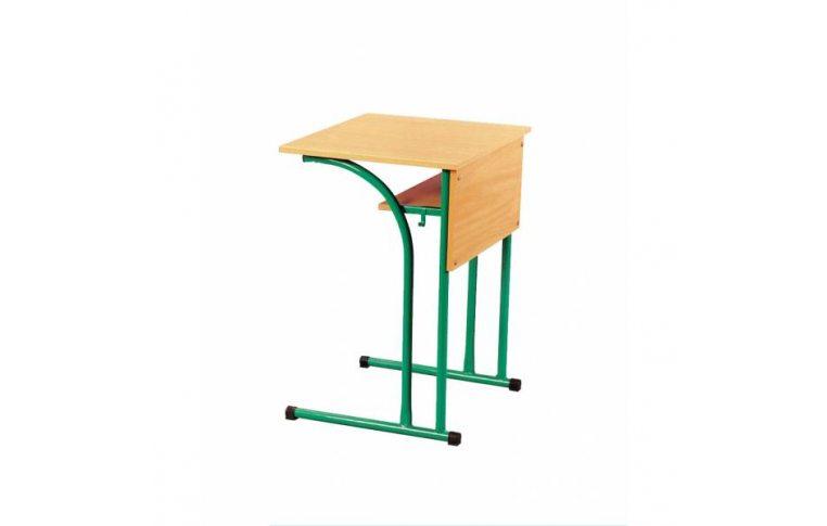 Школьные парты: купить Стол ученический одноместный - 1